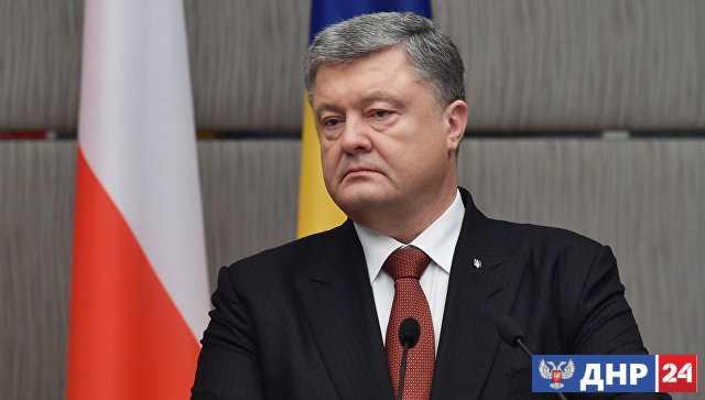 """В Сети высмеяли оговорку Порошенко о """"коварстве украинского режима"""""""