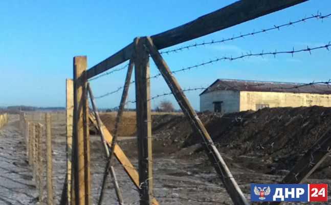 На Украине приступили к созданию фильтрационных лагерей