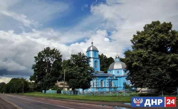 Страстная седмица на Украине: бандформирования «Азова» и «Айдара» захватили храм на Ровенщине