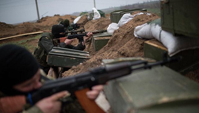В ЛНР заявили об увеличении числа обстрелов со стороны украинских силовиков