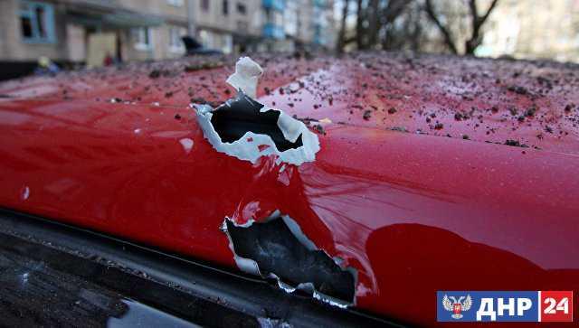СК завел новое дело из-за обстрелов силовиков в ДНР