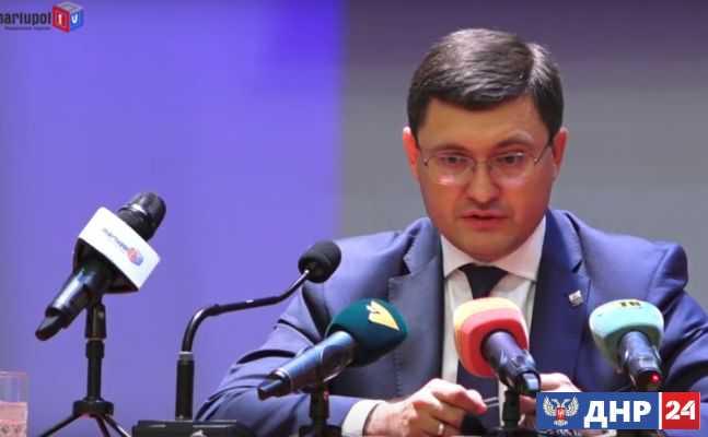 Мэр Мариуполя признал, что армия ДНР не стреляет по мирным жителям