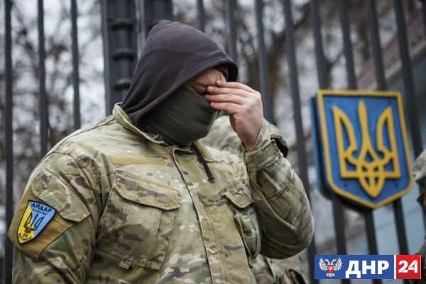 Каждый четвёртый в украинской армии — уголовник