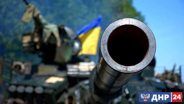 В ЛНР заявили о срыве перемирия украинскими силовиками