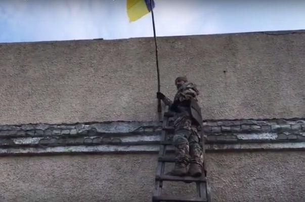 Дутая украинско-грузинская «перемога» в Золотом-4