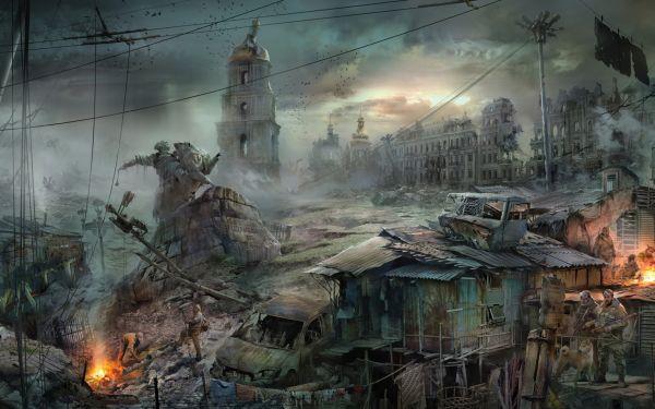 AgoraVox: сомализация Украины продолжается