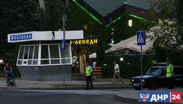 В России возбудили уголовное дело по факту гибели Захарченко