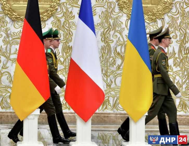 Киев не заявлял о приверженности Минским соглашениям после убийства Захарченко