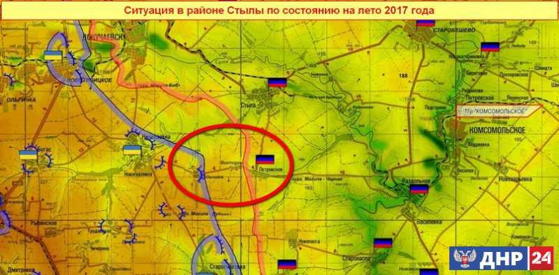"""""""Перемога"""" в Викторовке"""