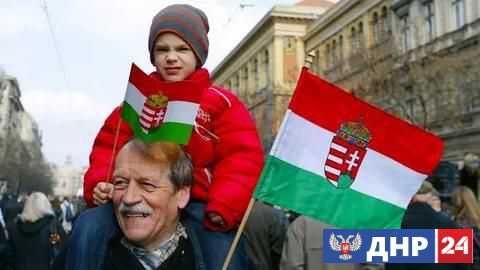 МИД Венгрии: Украина – это тёмная диктатура