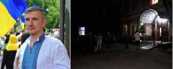 Хроники Сопротивления: украинские активисты паникуют – «нас бьют»