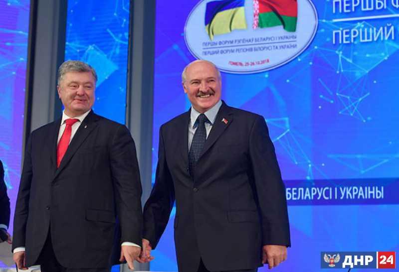 Украинский министр призвал белорусов не говорить по-русски, но его не услышали