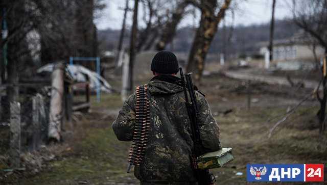 Запад пытается втянуть Россию в конфликт в Донбассе, заявили в ЛНР