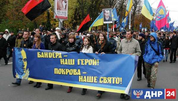 Как украинские националисты «востока» разошлись с националистами «запада»