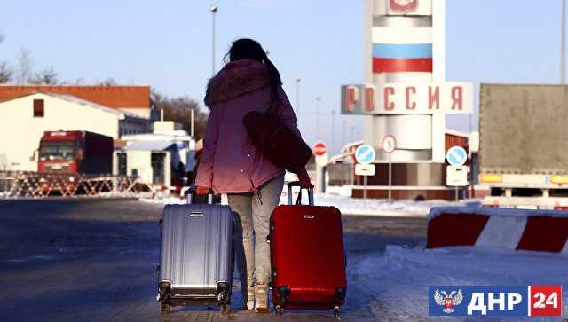 На Украину не пустили более 600 россиян после введения военного положения
