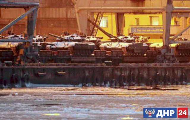 Киев усиленно готовится к провокациям в Донбассе