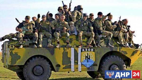 «Азов» снова вляпался в нацистский скандал – теперь в США