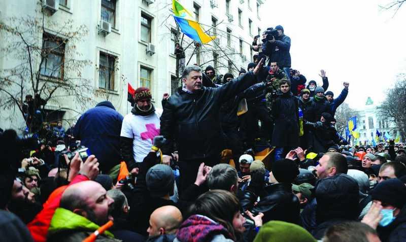 В списке только лузеры: Украина не получит своего президента