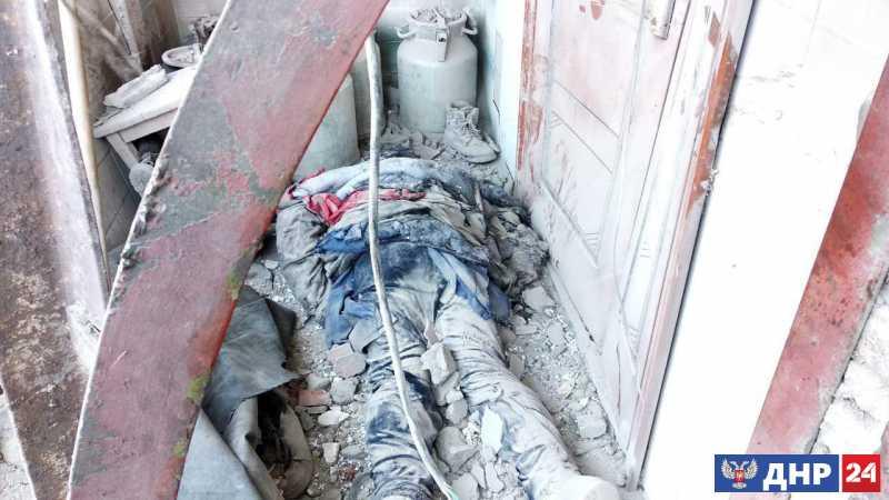 Мужчина погиб в селе Саханка на юге ДНР в результате обстрела