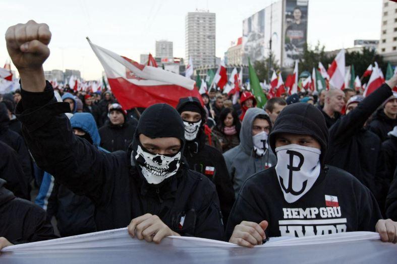 Gazeta Wyborcza: Украина становится раем для почитателей Гитлера