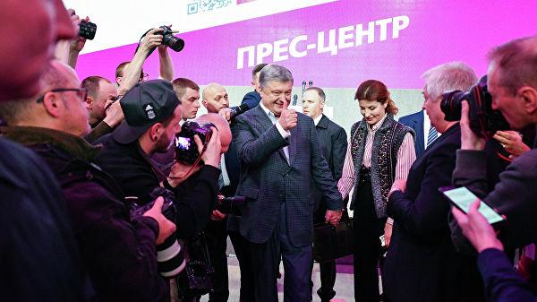 """""""Или Украине конец!"""" На что надеется команда Порошенко во втором туре"""