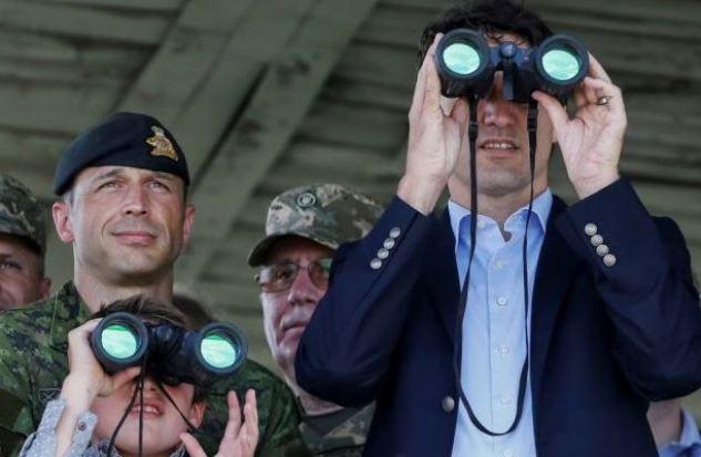 CBC: у канадских военных ещё много дел на Украине