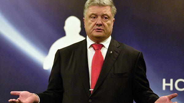 Порошенко рассчитывает провести выборы в Донбассе до марта 2020 года