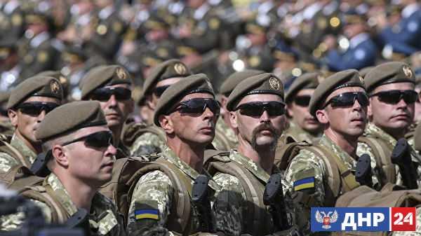 На Украине придумали способ увеличить численность армии