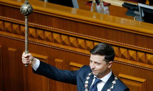 Украина в ожидании Украинагейта и новых выборов