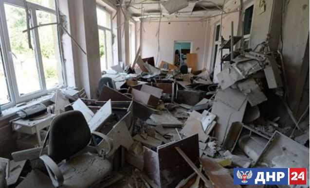 ЮНИСЕФ: резко выросло количество обстрелов школ Донбасса
