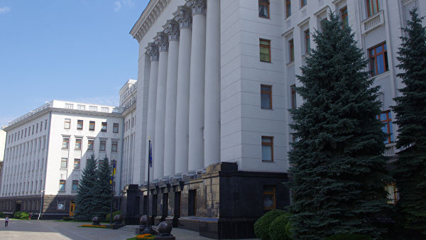 В Киеве прошла акция протеста против снятия блокады с Донбасса