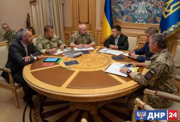 Обстановку в Донбассе накаляют для принуждения к «нормандскому формату»