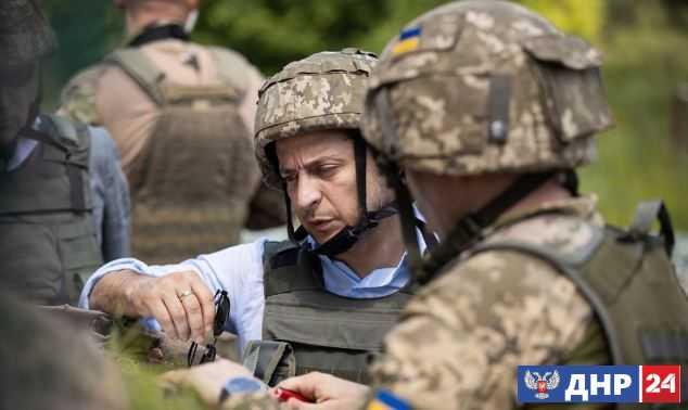 Украинская власть ведёт с неонацистами одну общую партию