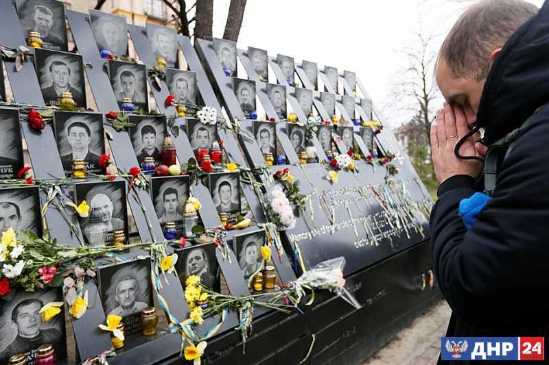 Странные смерти: На Украине обнародовали шокирующую правду о «небесной сотне».