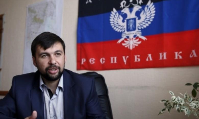 Пушилин заявил, что за организацией убийства Захарченко стоит Киев